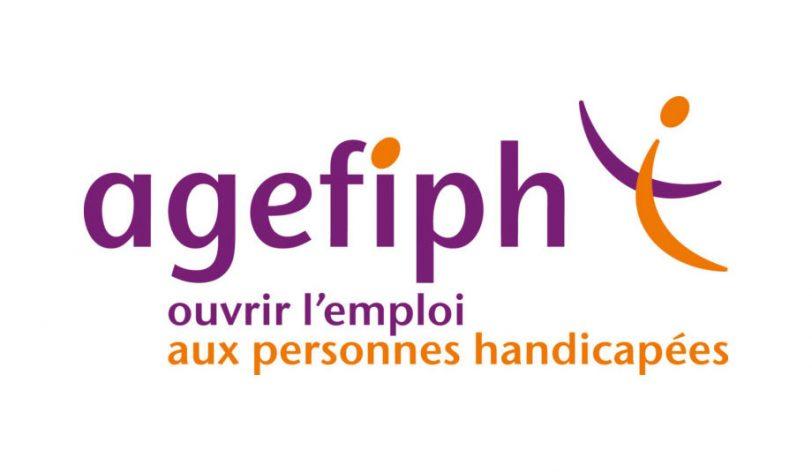 Logo L'Association de gestion du fonds pour l'insertion des personnes handicapées