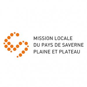 Logo Mission Locale du Pays de Saverne Plaine et Plateau