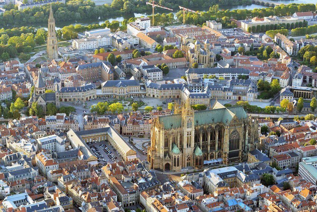 Ville de Metz_centre_ville