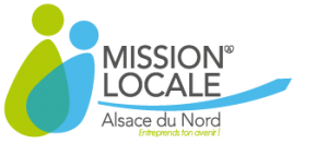 Logo Mission Locale Alsace du Nord