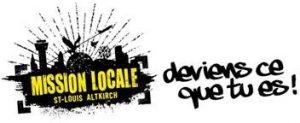 Logo Mission Locale Saint-Louis Altkirch (Sundgau 3 frontières)