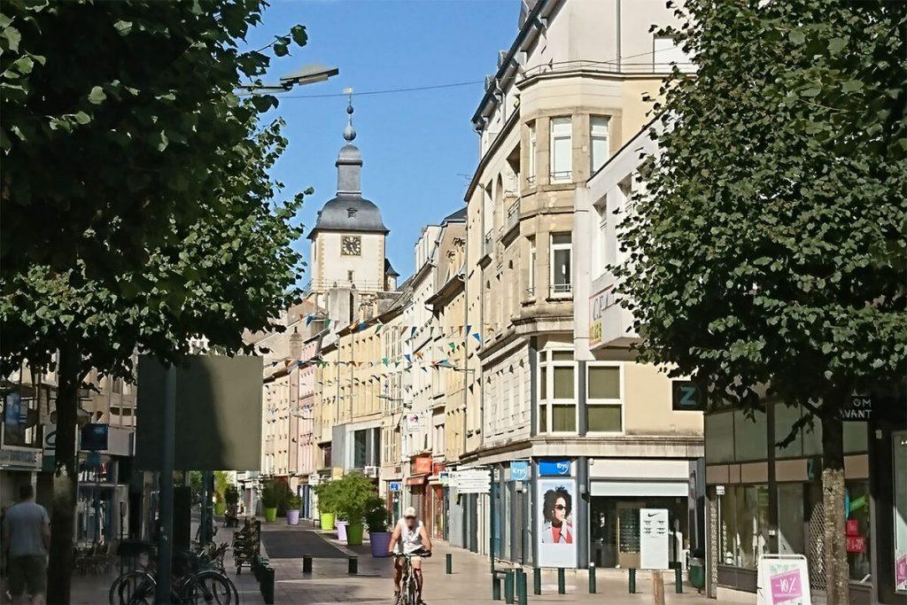 Ville de thionville-rue-paris