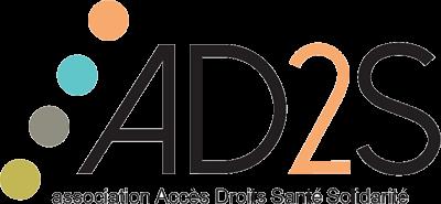 Logo AD2S association accès droit santé solidarité