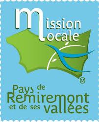 Logo Mission Locale du Pays de Remiremont et de ses Vallées