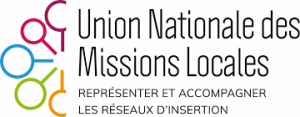Logo Union Nationale Des Missions Locales : UNML