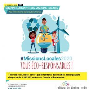 Illustration Semaine Nationale des Missions Locales